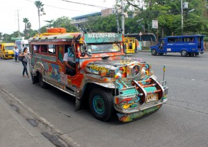 Who would have thought that riding a jeepney that Thursday afternoon,  thirteen years ago, would be my best ride ever