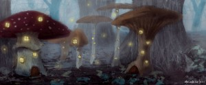 image source: http://jake-labz.deviantart.com/art/Mushroom-Houses-198421730