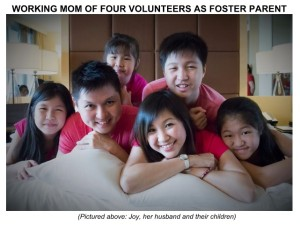 foster parent joy